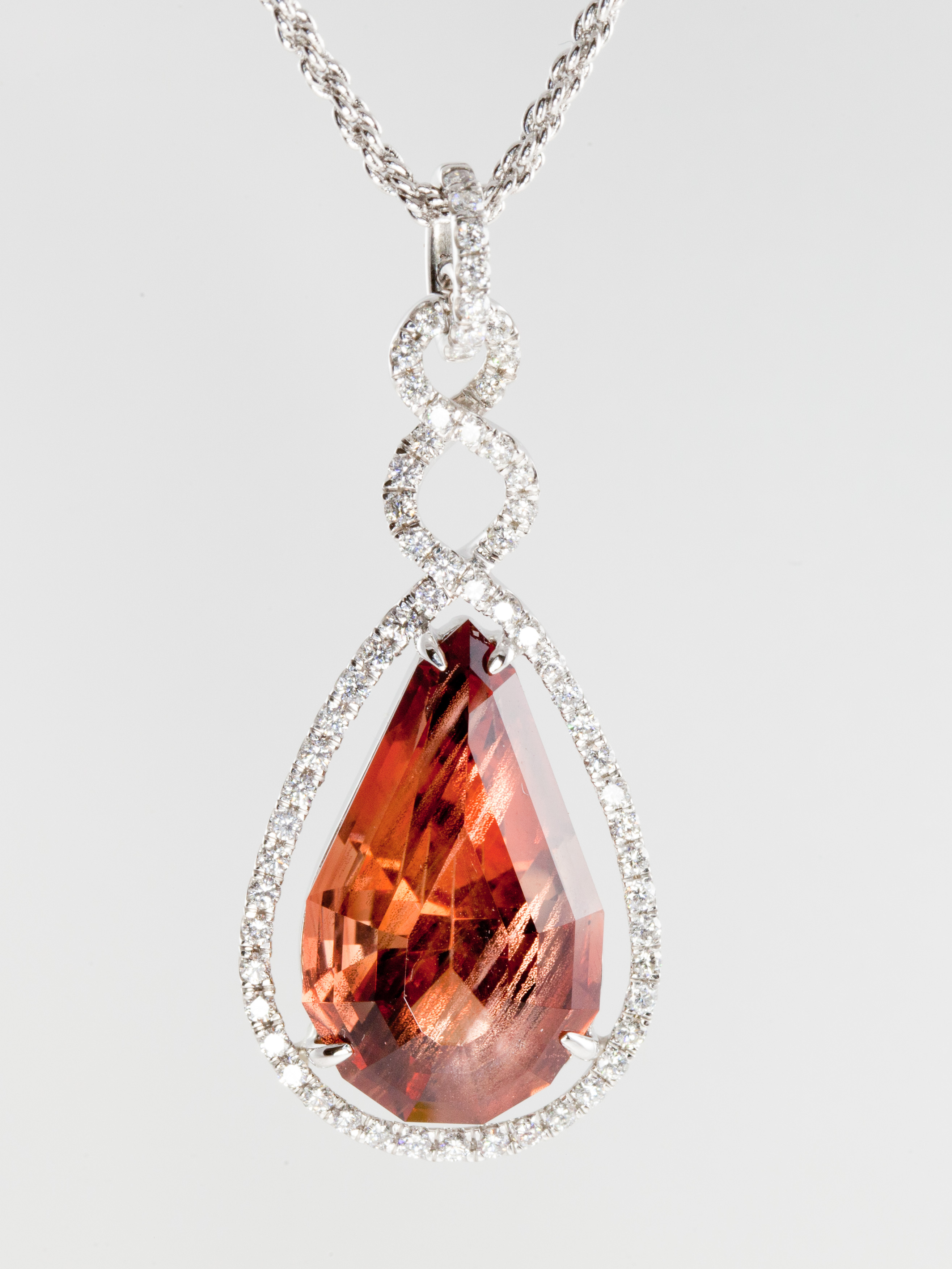 product sunstone pendant pear orange img sh oregon reddish by gems